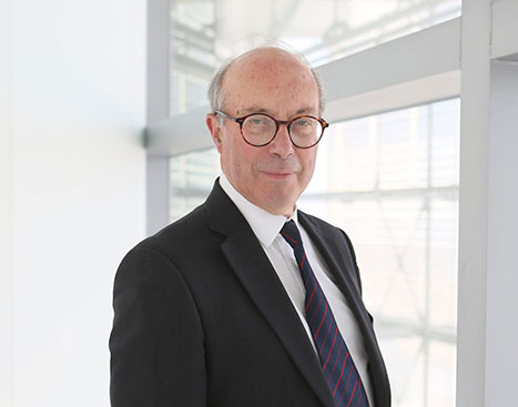 Lord David Hope, Chief Justice of ADGM Courts